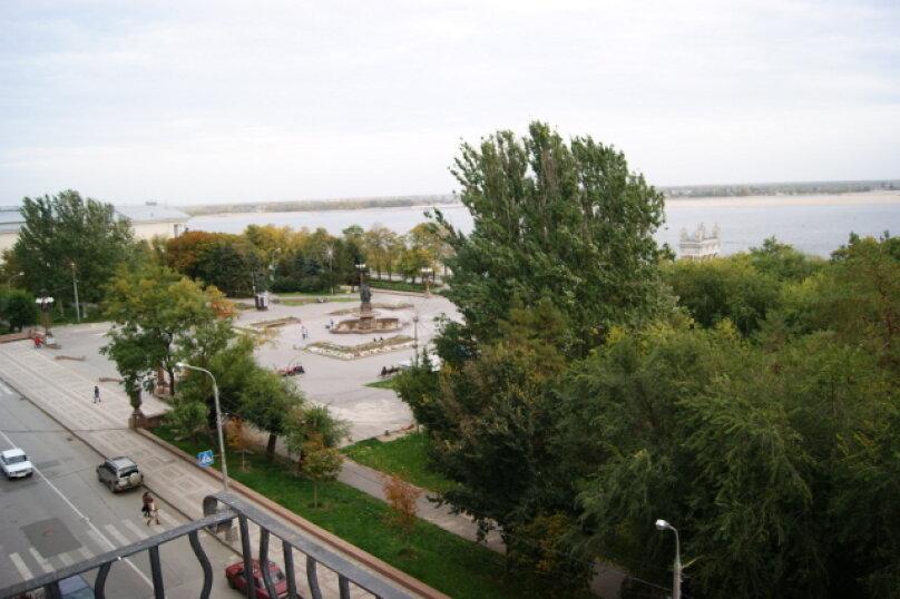1-комн. квартира, 50 кв.м. на 4 человека, улица Аллея Героев, 1, Волгоград - Фотография 6