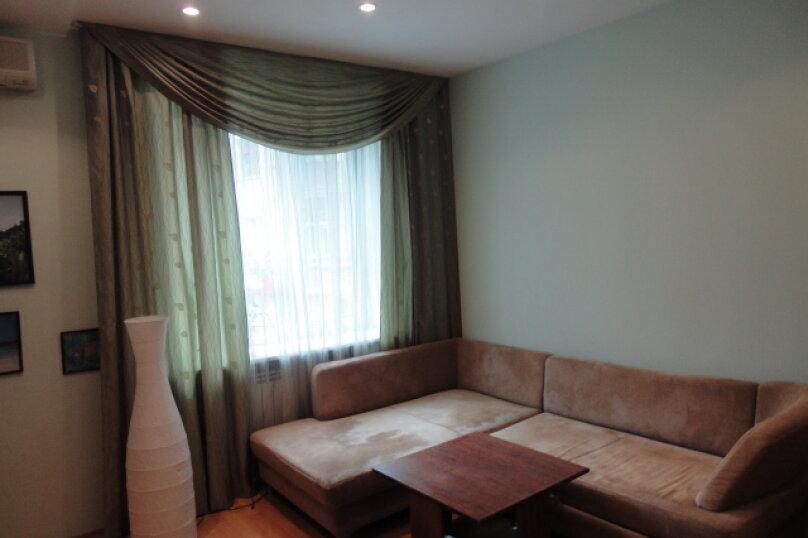 2-комн. квартира, 65 кв.м. на 5 человек, проспект Ленина, 16, Волгоград - Фотография 3