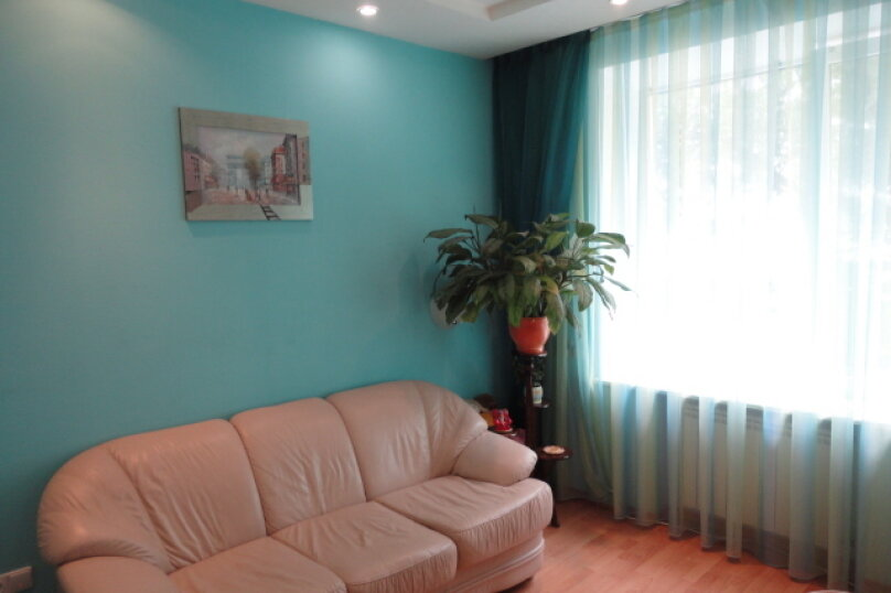 2-комн. квартира, 65 кв.м. на 5 человек, проспект Ленина, 16, Волгоград - Фотография 4