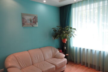 2-комн. квартира, 65 кв.м. на 5 человек, проспект Ленина, 16, Центральный район, Волгоград - Фотография 4