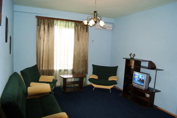 1-комн. квартира, 40 кв.м. на 4 человека, улица Аллея Героев, 1, Центральный район, Волгоград - Фотография 1