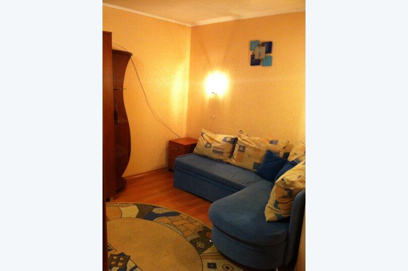 1-комн. квартира, 35 кв.м. на 3 человека, улица Трилиссера, 107, Иркутск - Фотография 4