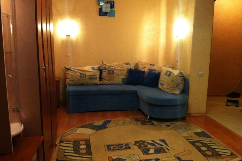 1-комн. квартира, 35 кв.м. на 3 человека, улица Трилиссера, 107, Иркутск - Фотография 7