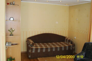 1-комн. квартира, 32 кв.м. на 3 человека, площадь Победы, 68, Калининград - Фотография 1
