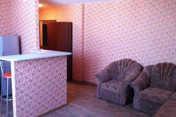 1-комн. квартира, 35 кв.м. на 3 человека, проспект Маршала Жукова, Октябрьский округ, Иркутск - Фотография 3