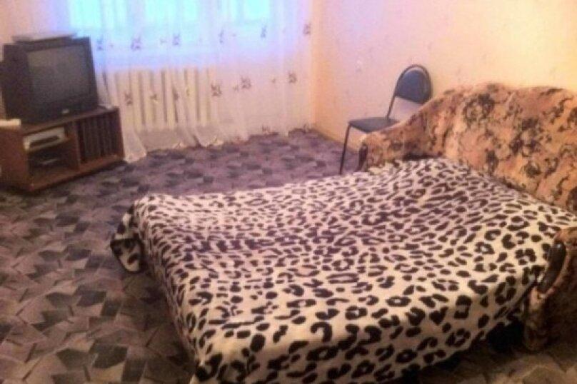 1-комн. квартира, 42 кв.м. на 3 человека, Карельский проспект, 6, Кукковка район, Петрозаводск - Фотография 1