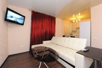 1-комн. квартира, 32 кв.м. на 4 человека, Коммунальная улица, Волгоград - Фотография 3