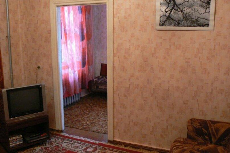 2-комн. квартира, 45 кв.м. на 5 человек, Петропавловская улица, 66, Пермь - Фотография 1