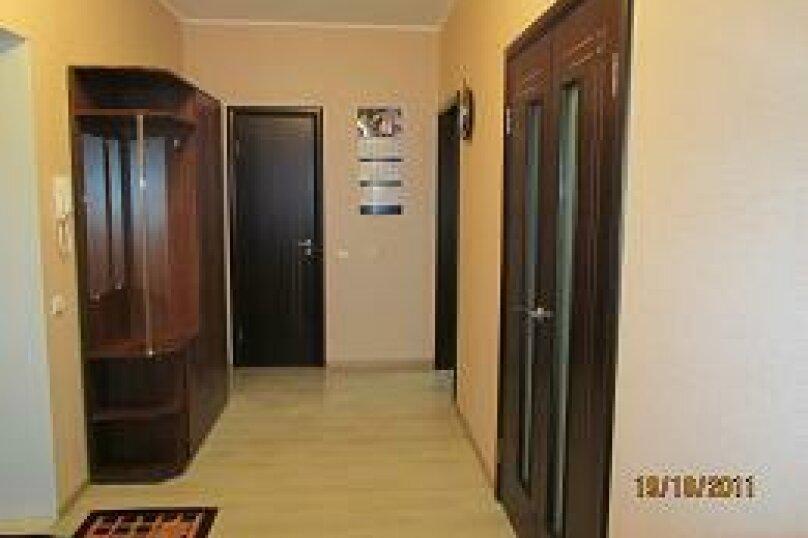 2-комн. квартира, 60 кв.м. на 3 человека, Кропоткина, 13а, Воронеж - Фотография 4