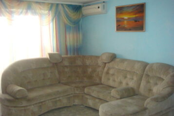 2-комн. квартира на 4 человека, Комсомольская улица, 122, Центральный округ, Хабаровск - Фотография 1