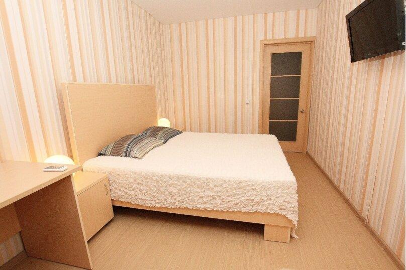 2-комн. квартира, 63 кв.м. на 4 человека, проспект Ленина, 38/179, Челябинск - Фотография 11