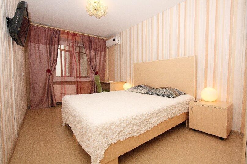 2-комн. квартира, 63 кв.м. на 4 человека, проспект Ленина, 38/179, Челябинск - Фотография 14