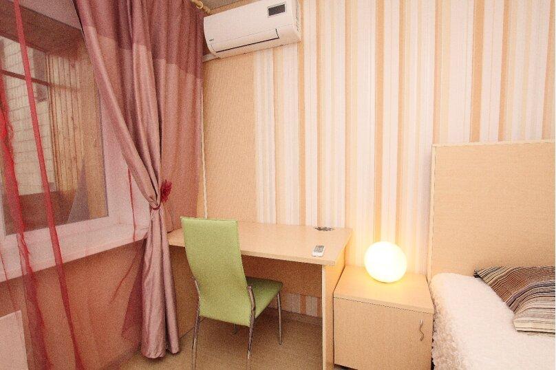 2-комн. квартира, 63 кв.м. на 4 человека, проспект Ленина, 38/179, Челябинск - Фотография 16