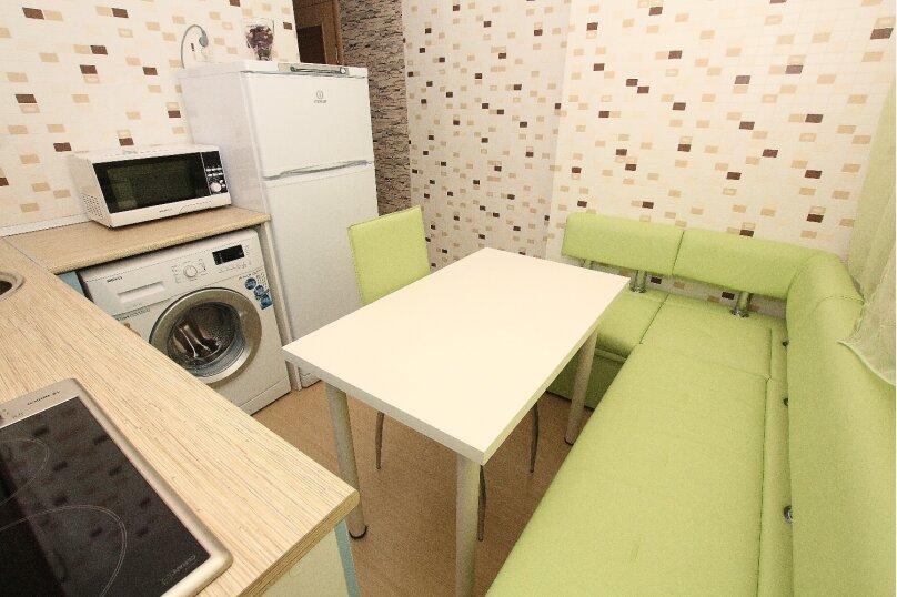 2-комн. квартира, 63 кв.м. на 4 человека, проспект Ленина, 38/179, Челябинск - Фотография 21
