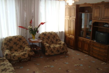 2-комн. квартира, 70 кв.м. на 6 человек, набережная Космонавтов, Волжский район, Саратов - Фотография 3