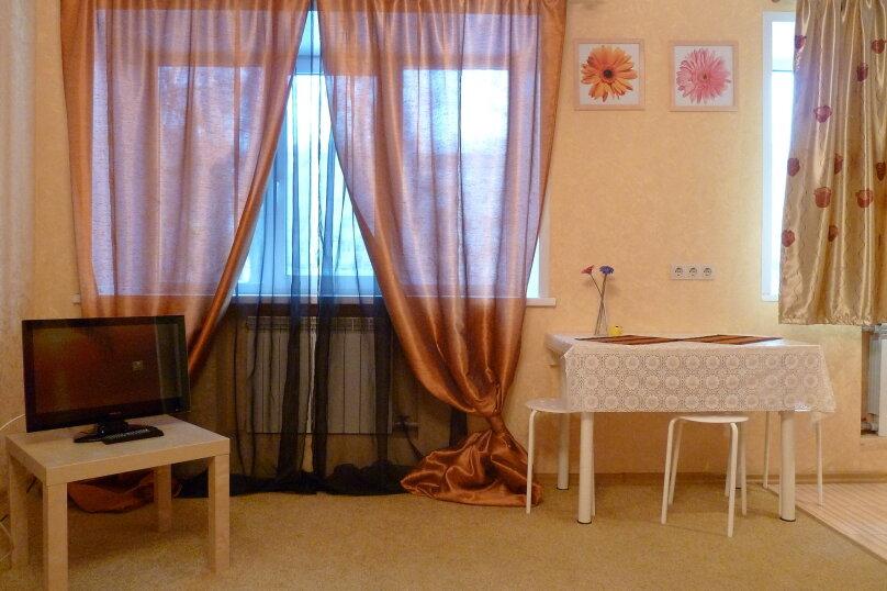 1-комн. квартира на 3 человека, переулок Нахимова, 2, Томск - Фотография 4