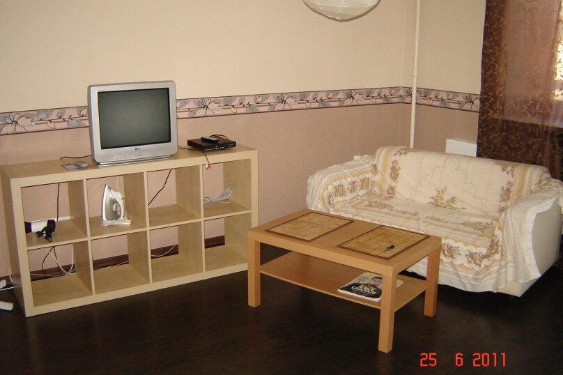 1-комнатная квартира на 17этаже, улица Июльских Дней, 19, метро Ленинская, Нижний Новгород - Фотография 1