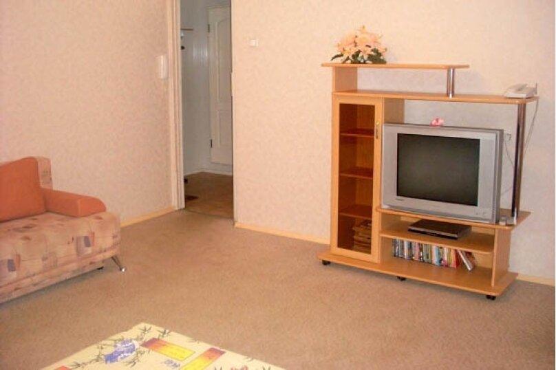 1-комн. квартира, 40 кв.м. на 4 человека, улица Шейнкмана, 134, Екатеринбург - Фотография 7