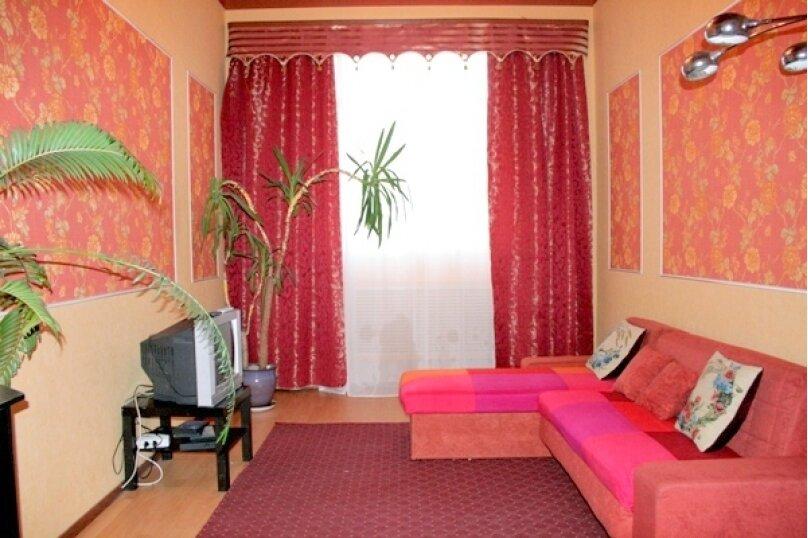 2-комн. квартира на 6 человек, улица Чайковского, 10, Екатеринбург - Фотография 7