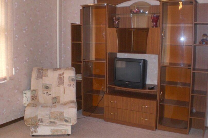 2-комн. квартира, 60 кв.м. на 6 человек, улица Шейнкмана, 134, Екатеринбург - Фотография 6
