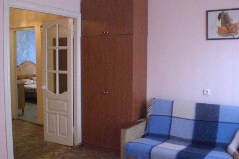2-комн. квартира, 60 кв.м. на 6 человек, улица Шейнкмана, 134, Екатеринбург - Фотография 12
