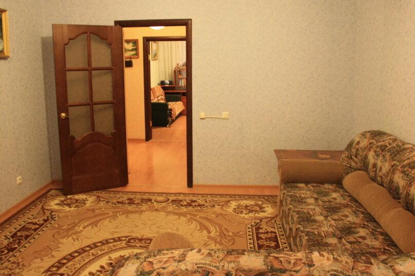 2-комн. квартира, 72 кв.м. на 4 человека, Чистопольская улица, 85, Казань - Фотография 3