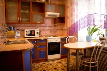 2-комн. квартира на 4 человека, улица Ушинского, 1, Новокузнецк - Фотография 3