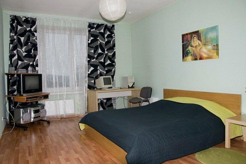 2-комн. квартира, 80 кв.м. на 4 человека, улица 8 Марта, 194, Екатеринбург - Фотография 19