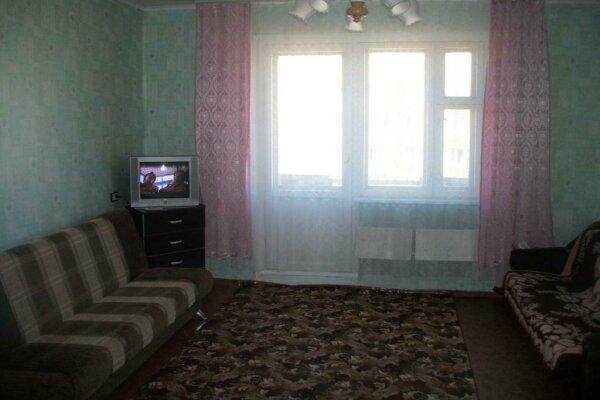 1-комн. квартира, 36 кв.м. на 6 человек, Взлётная улица, 6, Советский район, Красноярск - Фотография 1