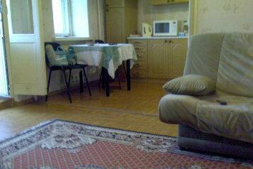 1-комн. квартира, 40 кв.м. на 4 человека, Российская улица, 10, Советский район, Новосибирск - Фотография 1