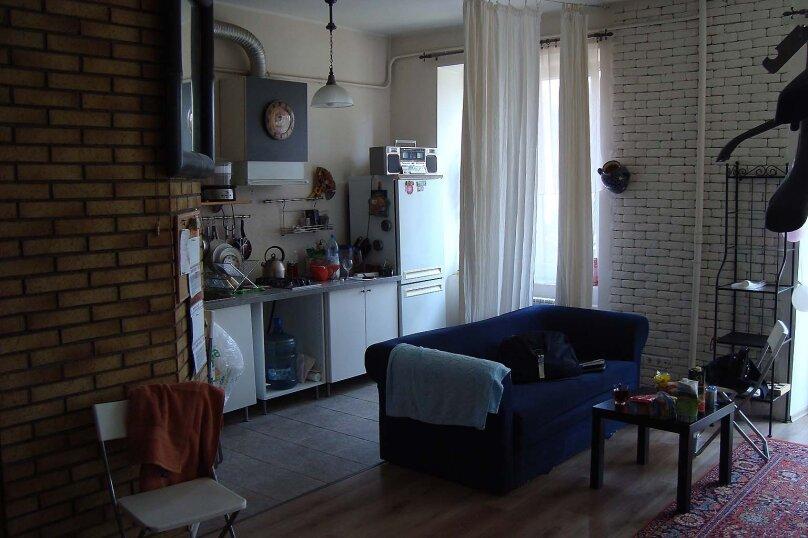 1-комн. квартира, 35 кв.м. на 4 человека, проспект Тореза, 75к2, метро Удельная, Санкт-Петербург - Фотография 1
