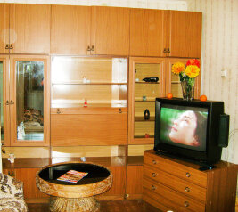 2-комн. квартира на 5 человек, Московская улица, Площадь 1905 года, Екатеринбург - Фотография 1