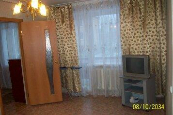 2-комн. квартира, 58 кв.м. на 3 человека, улица Профсоюзов, 27, Красноярск - Фотография 1