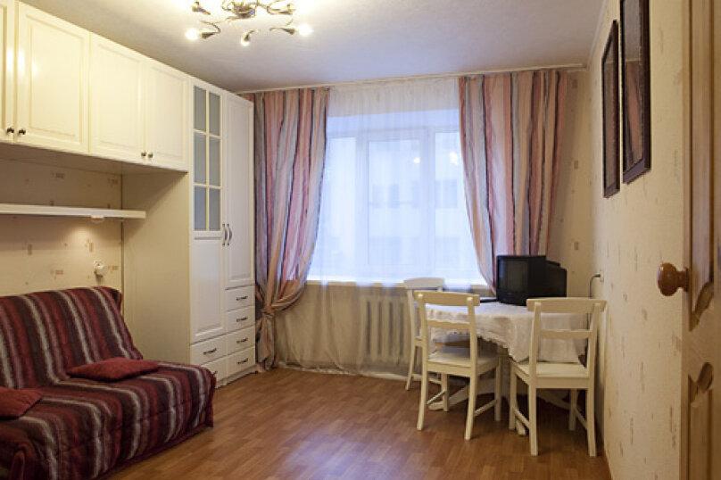 1-комн. квартира, 33 кв.м. на 4 человека, проспект Ленина, 13А, Екатеринбург - Фотография 1