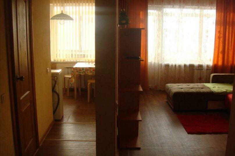1-комн. квартира, 39 кв.м. на 3 человека, улица Челюскинцев, 23, метро Уральская, Екатеринбург - Фотография 6