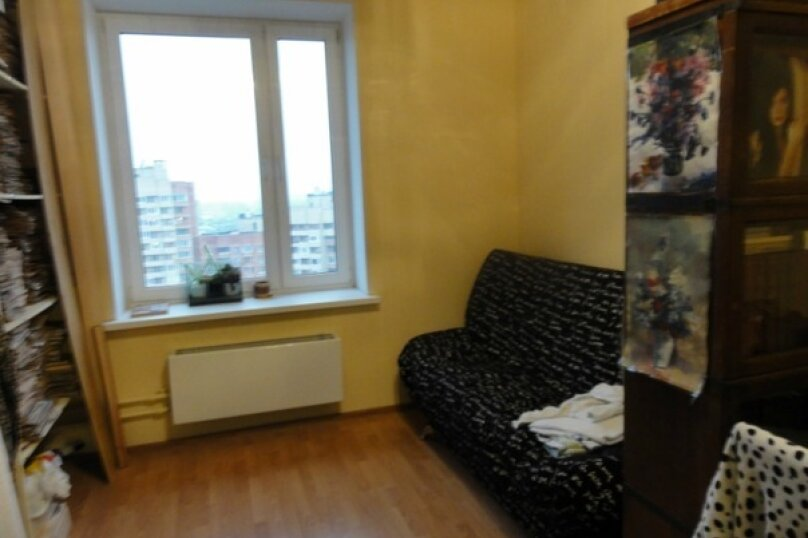 3-комн. квартира на 5 человек, Бухарестская улица, 118, метро Купчино, Санкт-Петербург - Фотография 6