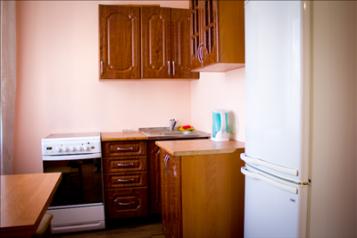 2-комн. квартира, 52 кв.м. на 4 человека, проспект Дружбы, 10, Центральный район, Новокузнецк - Фотография 4