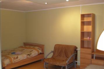 1-комн. квартира, 33 кв.м. на 3 человека, улица Циолковского, 3, Центральный район, Новокузнецк - Фотография 1