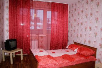 2-комн. квартира, 54 кв.м. на 6 человек, улица Мусы Джалиля, 33, Кировский район, Томск - Фотография 1