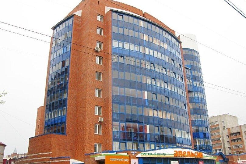 1-комн. квартира, 45 кв.м. на 3 человека, проспект Ленина, 166, Томск - Фотография 2