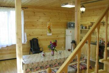 Новый коттедж с русской баней, 125 кв.м. на 7 человек, 3 спальни, переулок Лермонтова , 2, деревня Горки, Вырица - Фотография 2