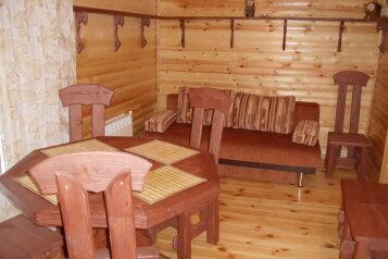 Гостевой дом, 100 кв.м. на 9 человек, 4 спальни, 1 Луговая, 2, Абзаково - Фотография 3