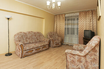 2-комн. квартира, 45 кв.м. на 4 человека, Набережная улица, 53, Индустриальный район, Череповец - Фотография 1
