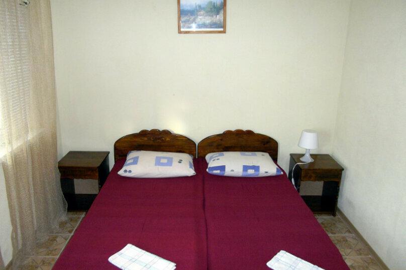 Стандарт+ с раздельными кроватями, проезд Западный, 5, Черноморское - Фотография 1