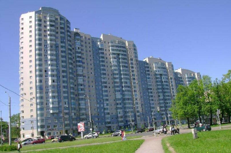1-комн. квартира, 44 кв.м. на 2 человека, Гражданский проспект, 36, метро Академическая, Санкт-Петербург - Фотография 2
