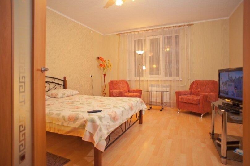 1-комн. квартира, 50 кв.м. на 2 человека, улица Пушкина, 45, Пенза - Фотография 4