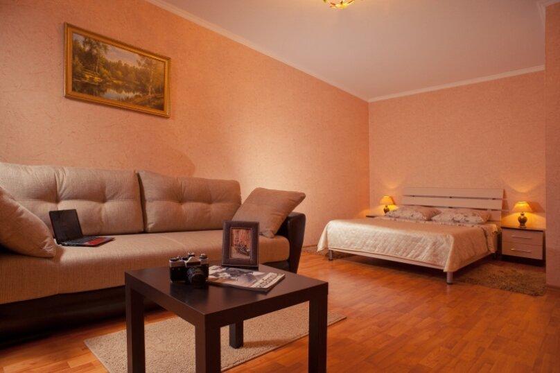 1-комн. квартира, 50 кв.м. на 2 человека, улица Кулакова, 2, Пенза - Фотография 1