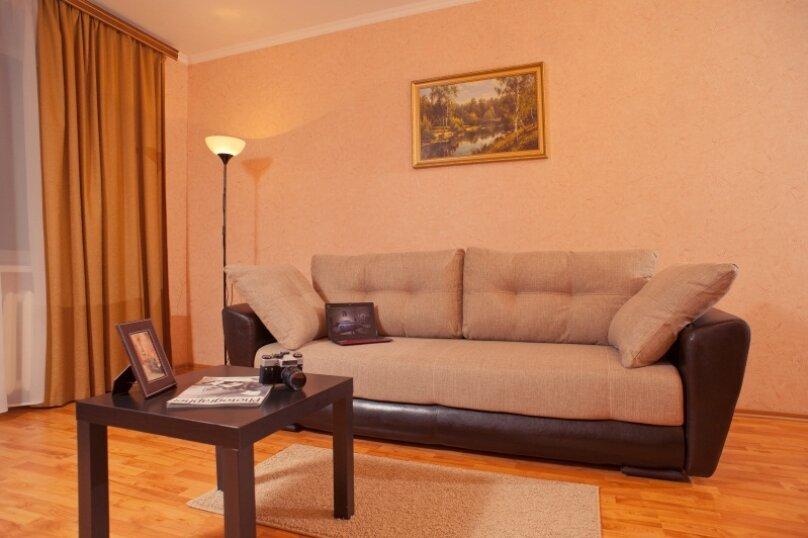 1-комн. квартира, 50 кв.м. на 2 человека, улица Кулакова, 2, Пенза - Фотография 2