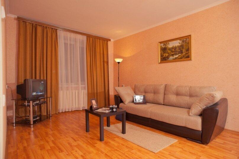 1-комн. квартира, 50 кв.м. на 2 человека, улица Кулакова, 2, Пенза - Фотография 3