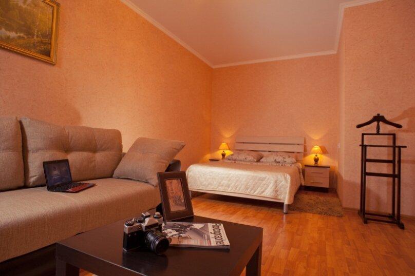 1-комн. квартира, 50 кв.м. на 2 человека, улица Кулакова, 2, Пенза - Фотография 4